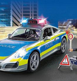 Playmobil Playmobil 70066 Porsche 911 Carrera 4S Police