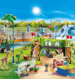 Playmobil 70341 Zoo I - Parc animalier