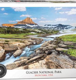 Eurographics Parc national des Glaciers Montana ,U.S.A