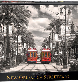 Eurographics New Orleans streetcars casse-tête 1000 pièces