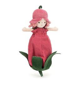 Jellycat -Poupée Rose Petalkin