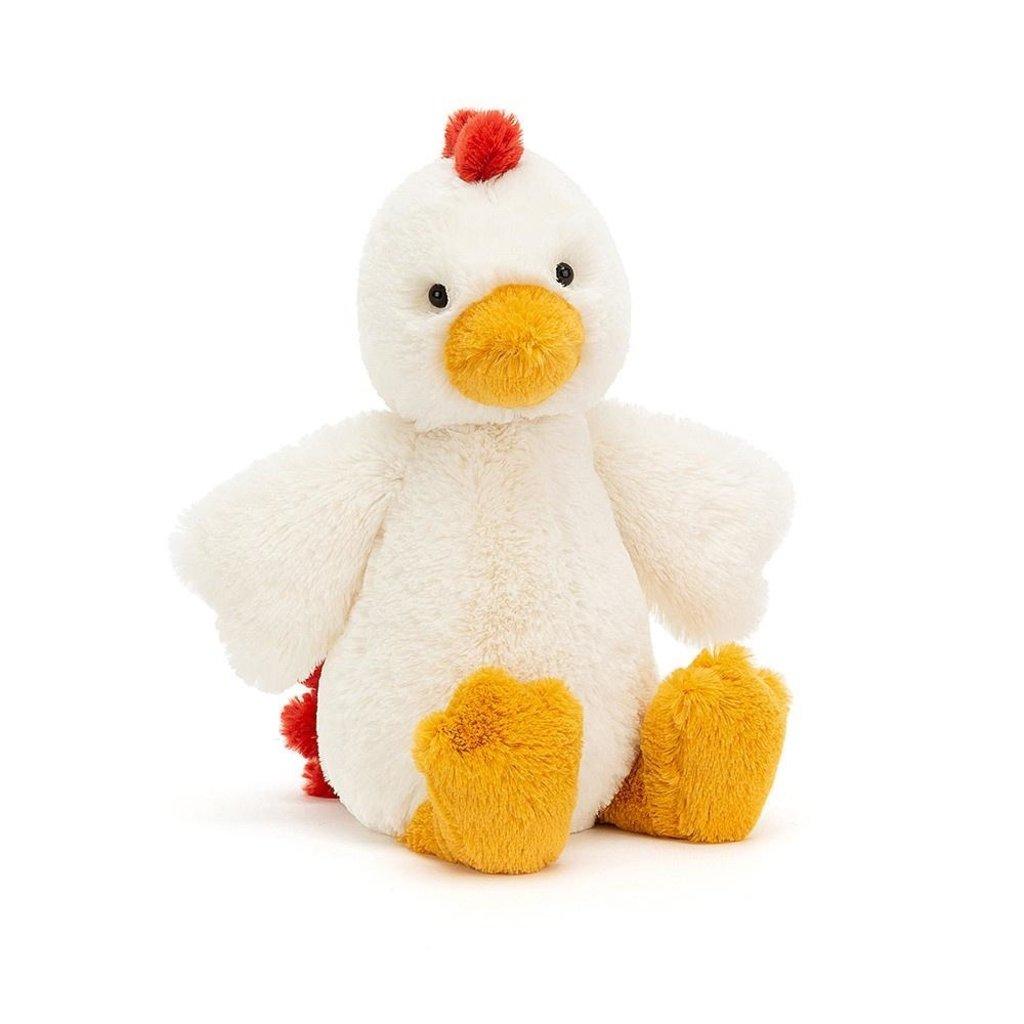 Jellycat - Petit poulet timide 12''