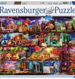 Ravensburger Le monde des  livres 2000pcs