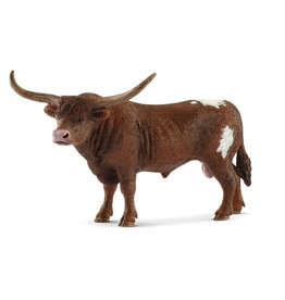 Schleich 13866 Taureau Texas Longhorn