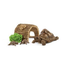 Schleich 42506 Maison de tortue