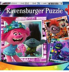 Ravensburger Trolls 2 - Tournée mondiale 3x49pcs
