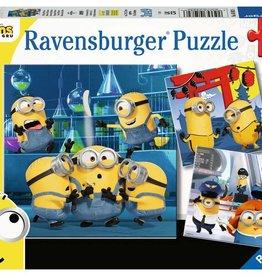 Ravensburger Drôle de Minions 3x49pcs