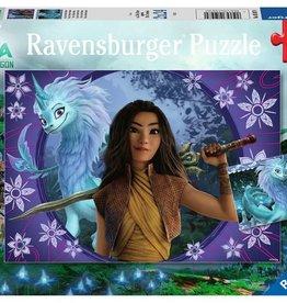 Ravensburger Raya et le dernier dragon 2x24pcs