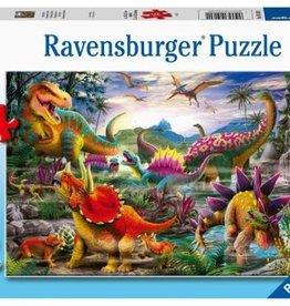 Ravensburger Dinosaures colorés 35pcs