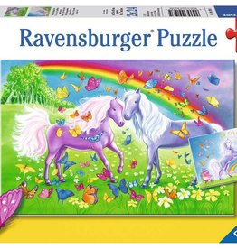 Ravensburger Chevaux & Papillons 2x24pcs