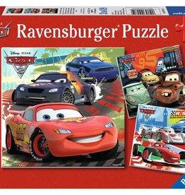 Ravensburger Course autour du monde 3x49pcs
