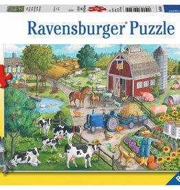 Ravensburger Maison de la Ferme 60pcs
