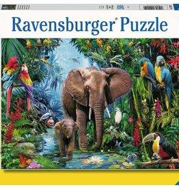 Ravensburger Éléphants de la jungle 150pcs