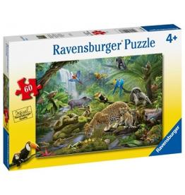 Ravensburger Habitants de la forêt tropicale 60pcs