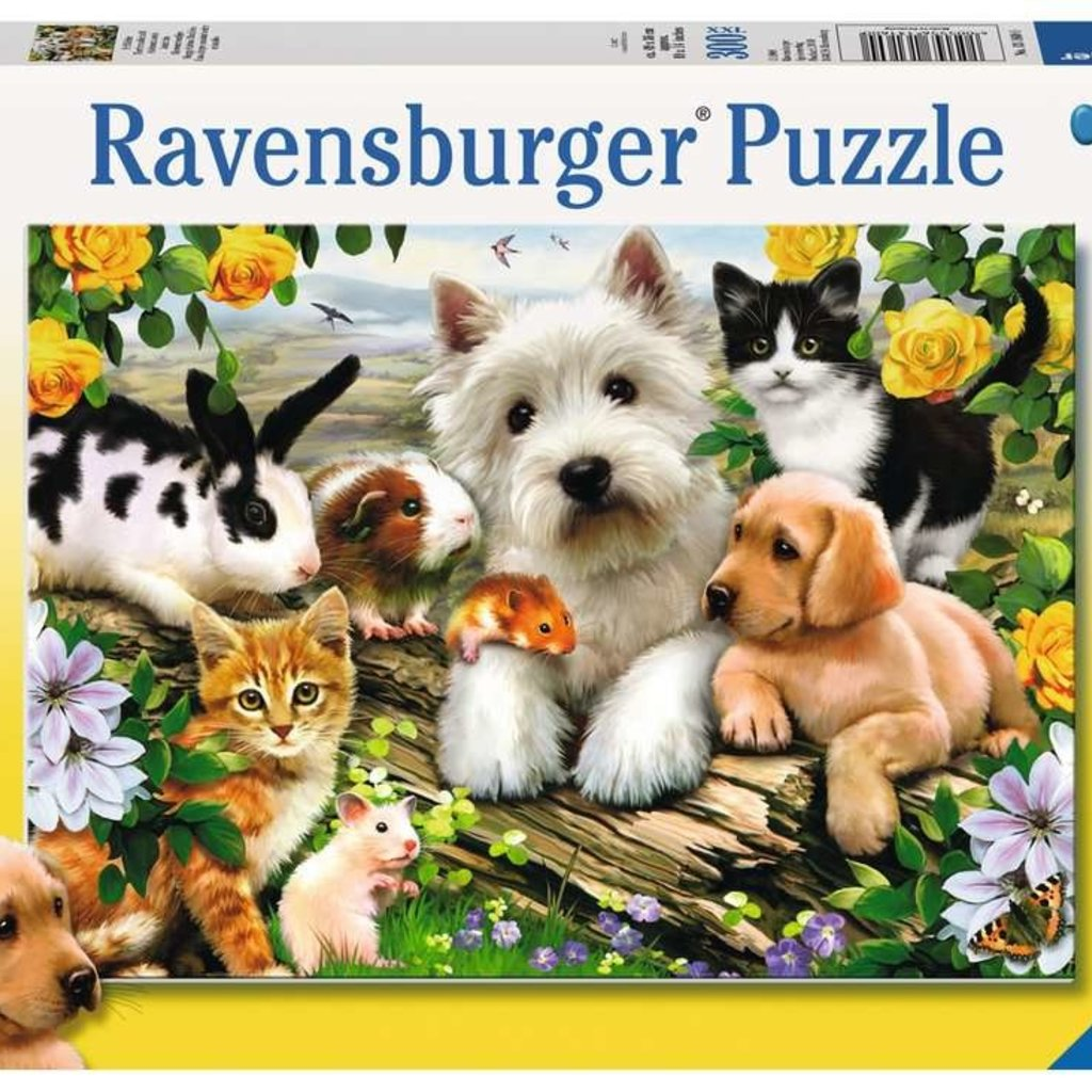 Ravensburger Animaux amis 300pcs