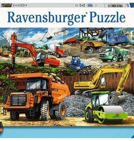 Ravensburger Véhicules de construction 100pcs