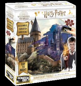 Wizarding World Scratch off - Harry Potter Hogwarts - 500 pcs