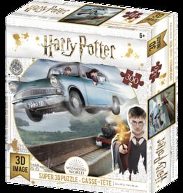 Wizarding World Voiture volante des Weasley 3D lenticulaire 300 mcx