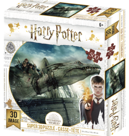Wizarding World Norbert le dragon 3D lenticulaire 500 mcx
