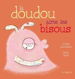 BAGNOLE La doudou aime les bisous