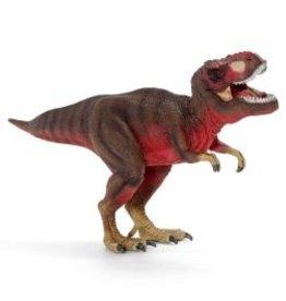 Schleich 72068 Tyrannosaure Rex, rouge