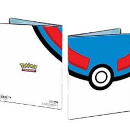Ultra pro Portefeuille 9 poches Ultra Pro: Pokemon Great Ball