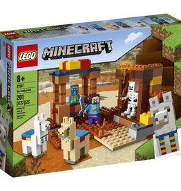 Lego Minecraft 21167 Le comptoir d'échange