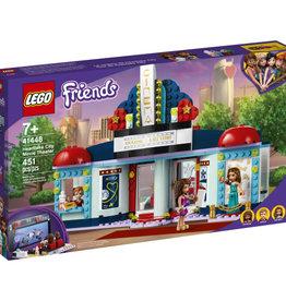 Lego Friends 41448 Le cinéma de Heartlake City