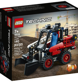 Lego Technic 42116 Chargeuse compacte
