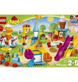 Lego Duplo 10840 Le parc d'attraction