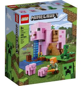 Lego Minecraft 21170 La maison cochon