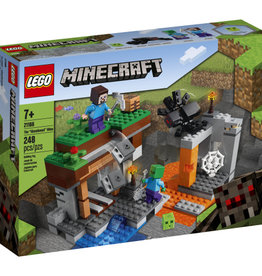 Lego Minecraft 21166 La mine abandonnée