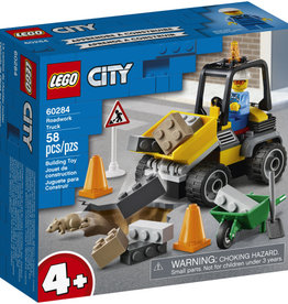 Lego City 60284 Le camion de chantier