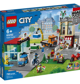 Lego City 60292 Le centre-ville