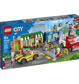 Lego City 60306 La rue commerçante