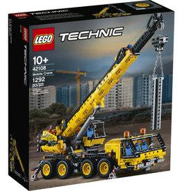 Lego Technic 42108 Grue mobile