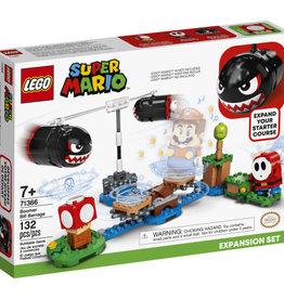 Lego Super Mario 71366 Ensemble d'extension L'attaque de Bill Baraqué