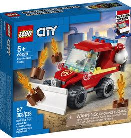 Lego City 60279 Le camion des pompiers