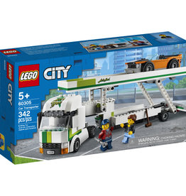 Lego City 60305 Le transport de voiture