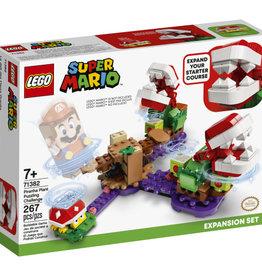 Lego Super Mario 71382 Ensemble d'extension Le défi de la Plante Piranha