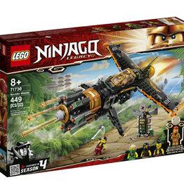 Lego Ninjago 71736 Le jet multi-missiles