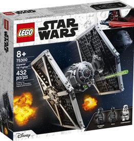 Lego Star Wars 75300 Le chasseur TIE impérial