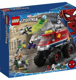 Lego Spiderman 76174 Le camion monstre de Spider-Man contre Mystério