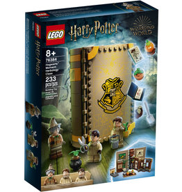 Lego Harry Potter 76384 Poudlard : le cours de botanique