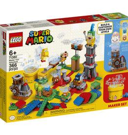 Lego Super Mario 71380 Set de créateur Invente ton aventure