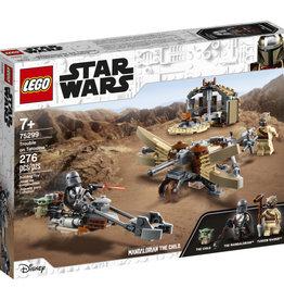 Lego Star Wars 75299 Mésaventures sur Tatooine