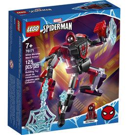 Lego Marvel 76171 L'armure robot de Miles Morales