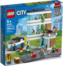 Lego City 60291 La maison familiale