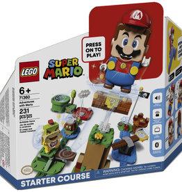 Lego Super Mario 71360 Niveau de départ Aventures avec Mario