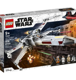 Lego Star Wars 75301 Le chasseur X-Wing de Luke Skywalker